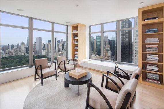 m8 Elegant and modern duplex penthouse in the Park Laurel Condominium