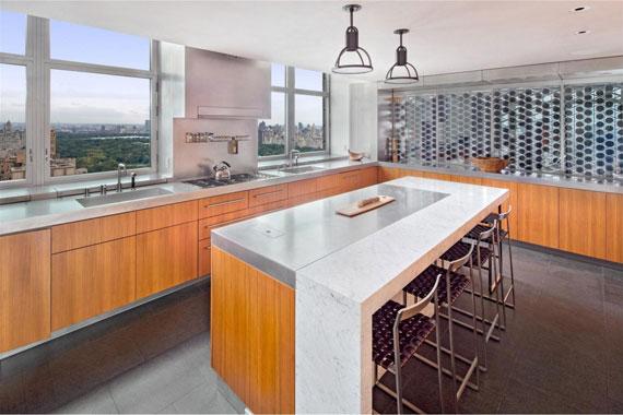 m6 Elegant and modern duplex penthouse in the Park Laurel Condominium