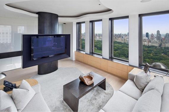 m10 Elegant and modern duplex penthouse in the Park Laurel Condominium