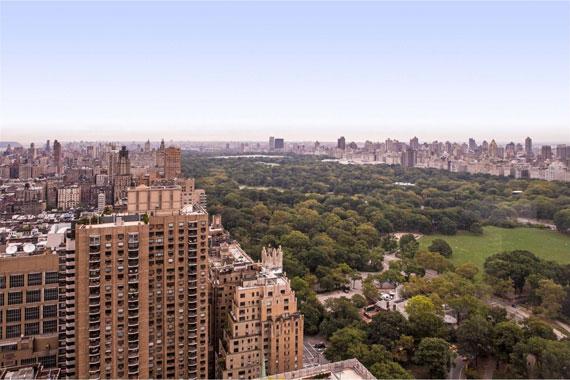 m14 Elegant and modern duplex penthouse in the Park Laurel Condominium