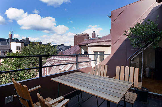 swe5 Luxurious Swedish style top floor penthouse in Östermalm, Stockholm
