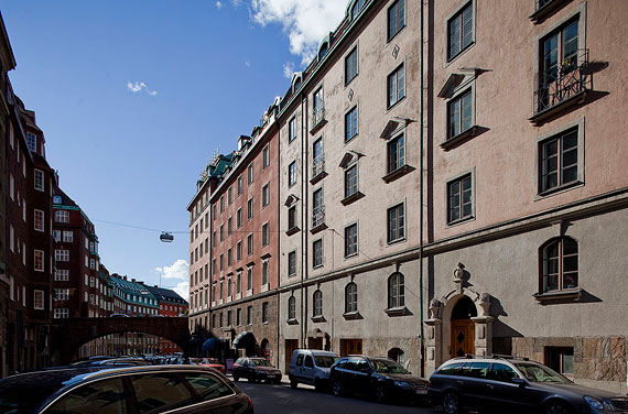 swe23 Luxurious Swedish style top floor penthouse in Östermalm, Stockholm