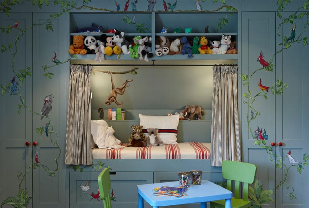 Image 8-5 princess bedroom ideas for little girls
