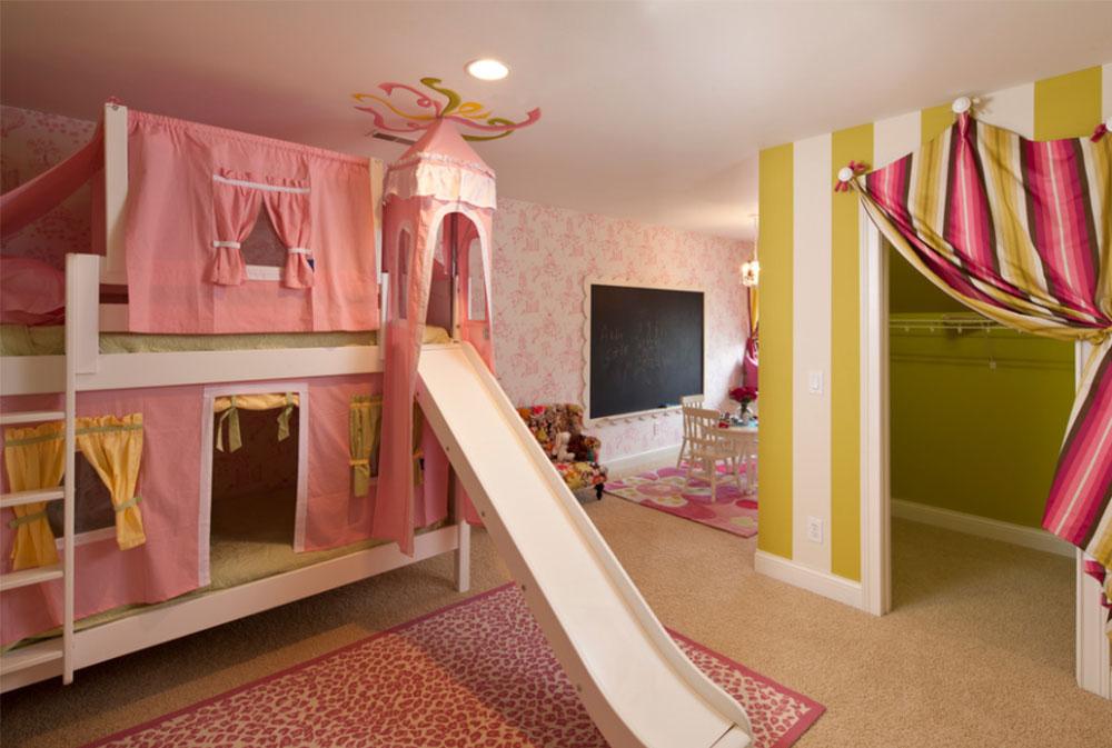 Image 10-5 princess bedroom ideas for little girls