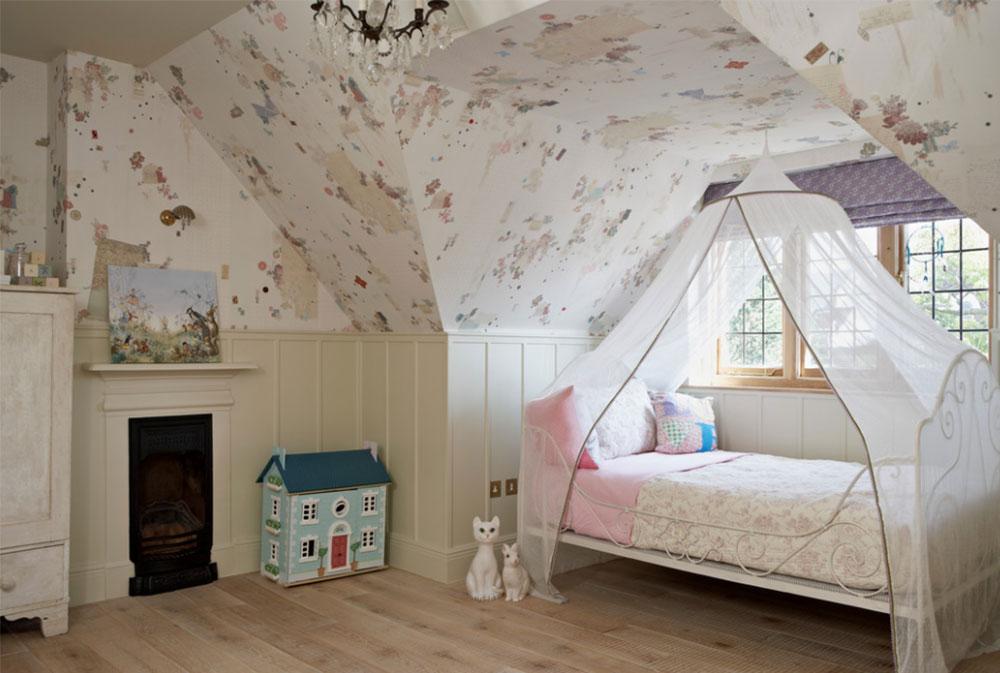 Image 13-5 princess bedroom ideas for little girls