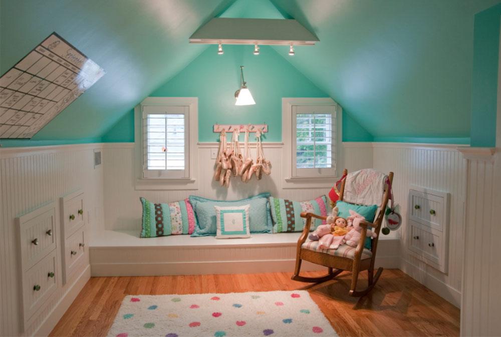 Image 12-5 Princess bedroom ideas for little girls