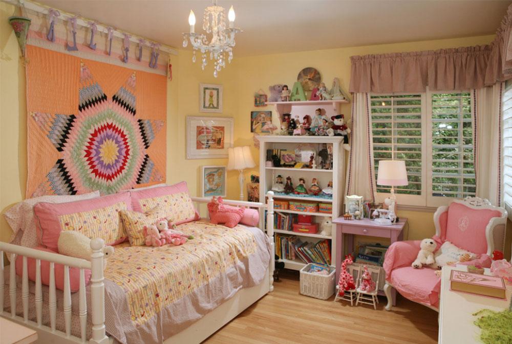 Image 7-5 princess bedroom ideas for little girls