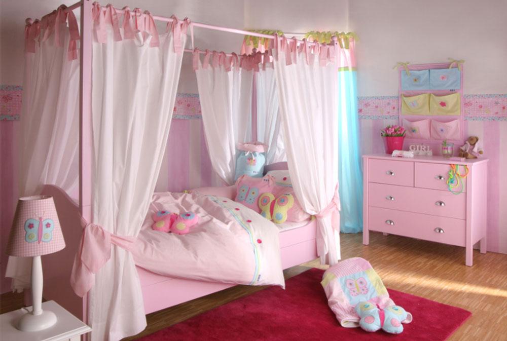 Image 14-5 princess bedroom ideas for little girls