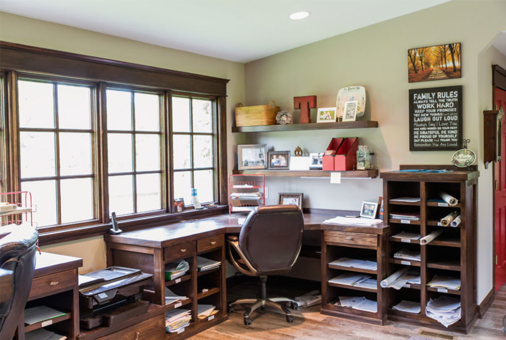 Image-7-2 Decoration ideas for desk and cubicle