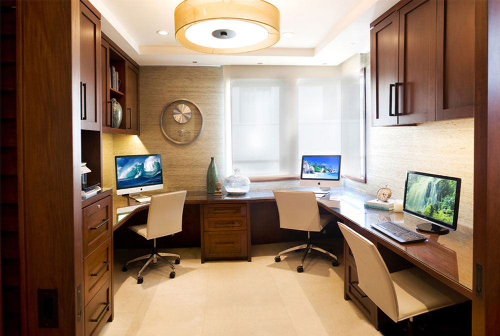 Image-4-2 Decoration ideas for desk and cubicle