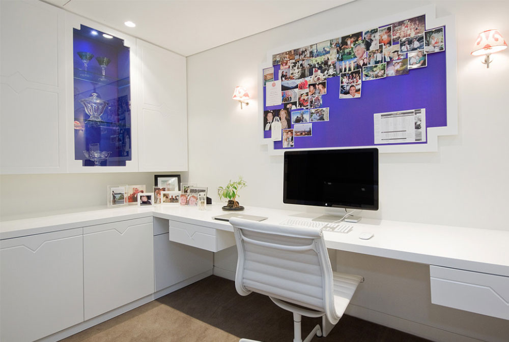 Image-11-2 Decoration ideas for desk and cubicle
