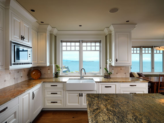 v13 Maclure-Style Ocean-Front Home Windward Oaks By Michael Knight