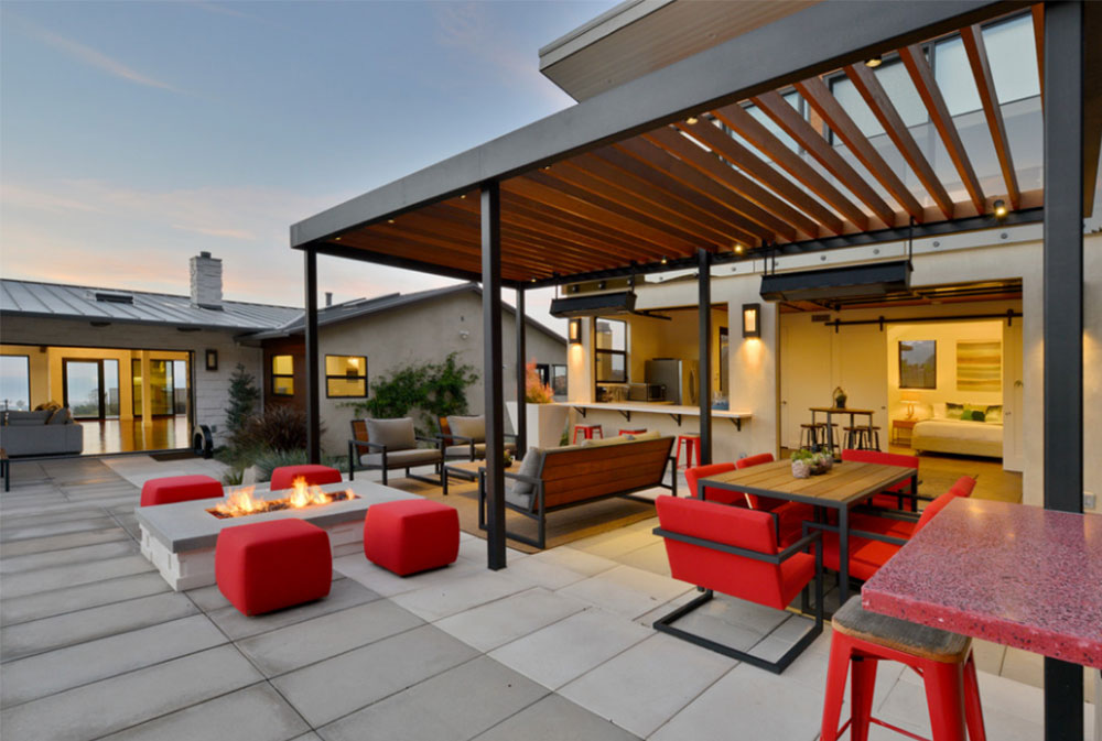 Image 3-5 Modern Pergola Ideas to Add to Your Home Design