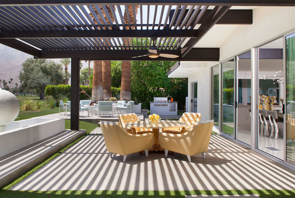Image 1-5 Modern Pergola Ideas to Add to Your Home Design