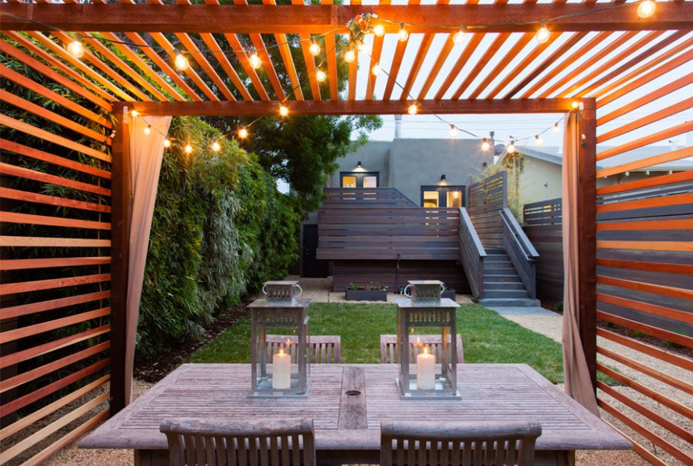 Image-8-5 Modern Pergola Ideas to Add to Your Home Design