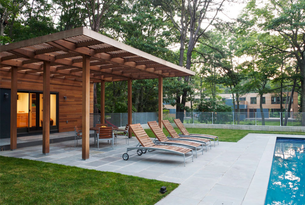 Image 6-5 Modern Pergola Ideas to Add to Your Home Design