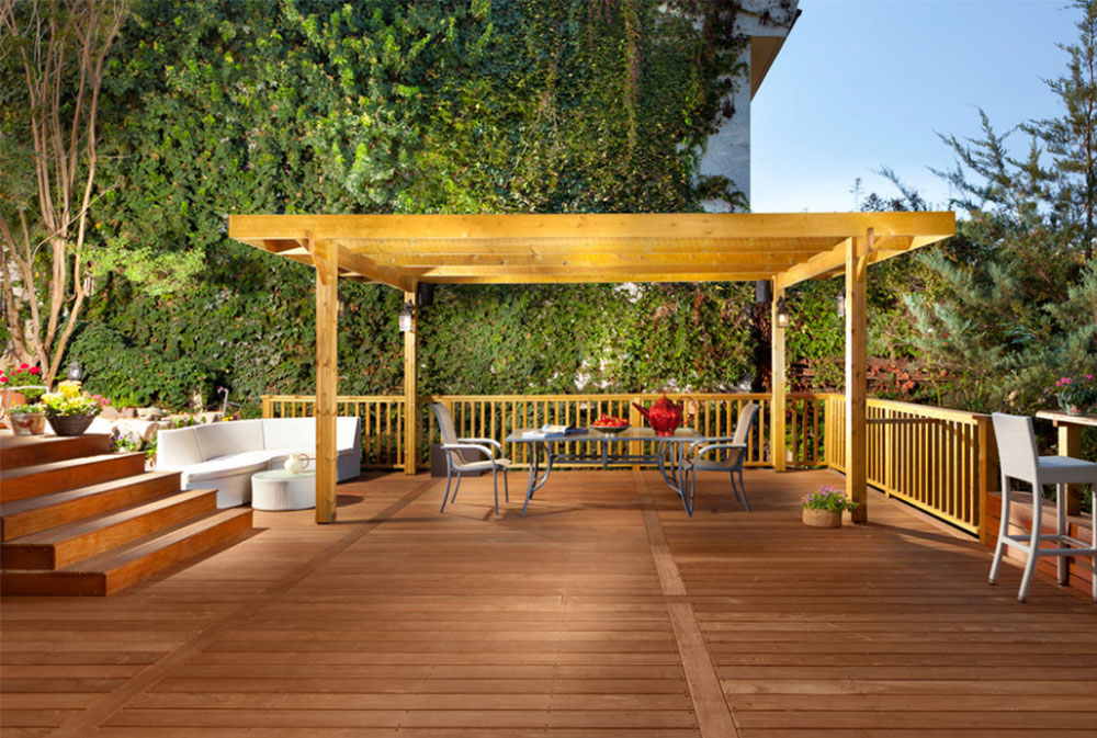 Image-13-5 Modern Pergola Ideas to Add to Your Home Design