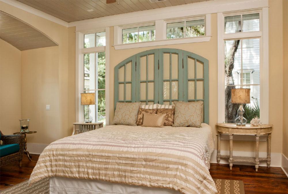 Image -3 bookcase headboard design ideas