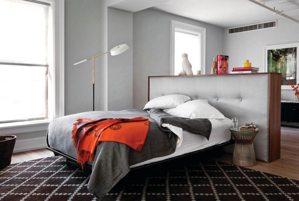 Image-13 bookcase headboard design ideas