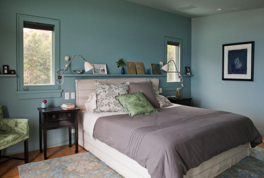 Image-5 bookcase headboard design ideas