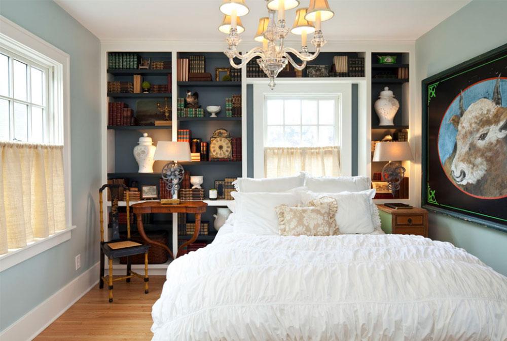 Image-12 bookcase headboard design ideas