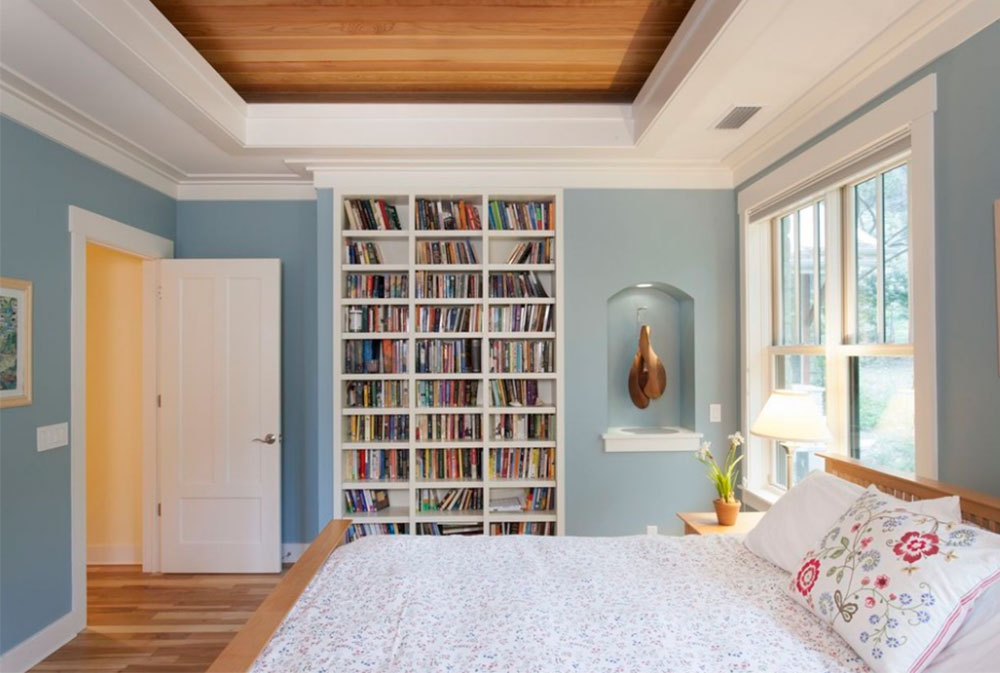 Image-13-1 Viewing Books (Ideas for Storing Books)