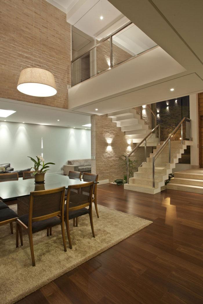 77601322822 Spectacular Residencia DF By Pupo Gaspar Arquitetura