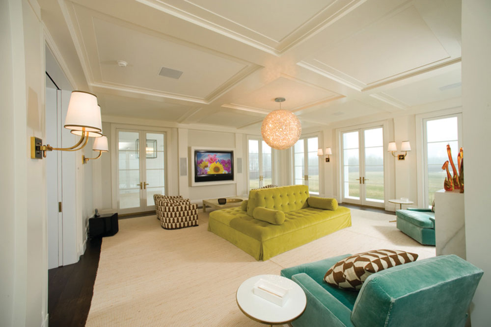 Have you tried Chartreuse Color9?  Have you tried the chartreuse color in your interior design?