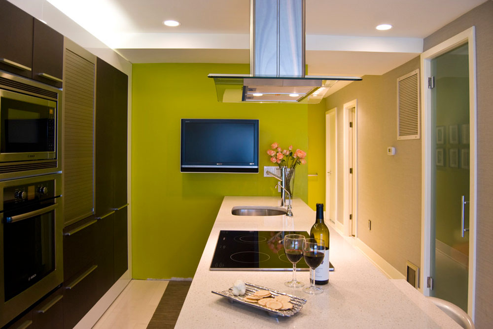Have you tried Chartreuse Color1?  Have you tried the chartreuse color in your interior design?