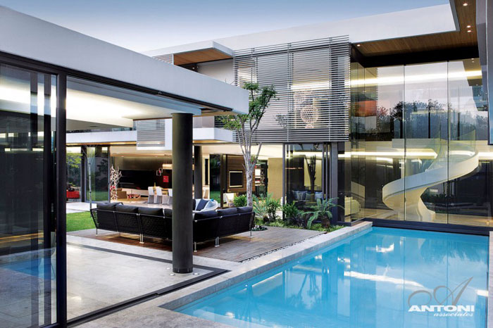 67368036805 Luxurious 6th 1448 Houghton Residence by SAOTA and Antoni Associates
