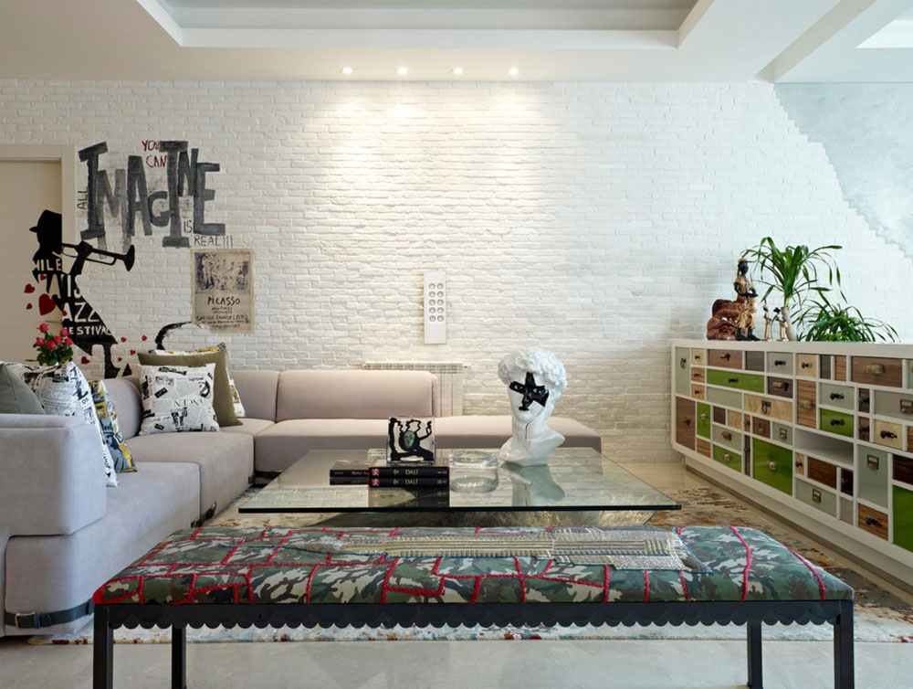 White-Bricks-wall-ideas-for-the-whole-house1 White-Bricks-wall-ideas for the whole house