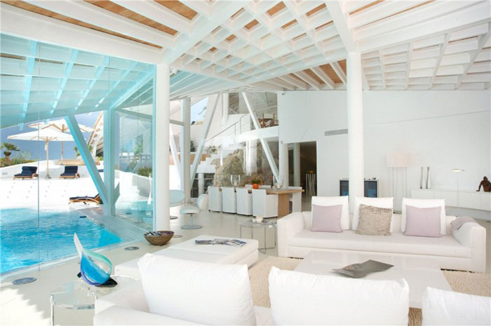 65790855237 Luxurious house with beautiful views and white rooms in Cala Marmacen