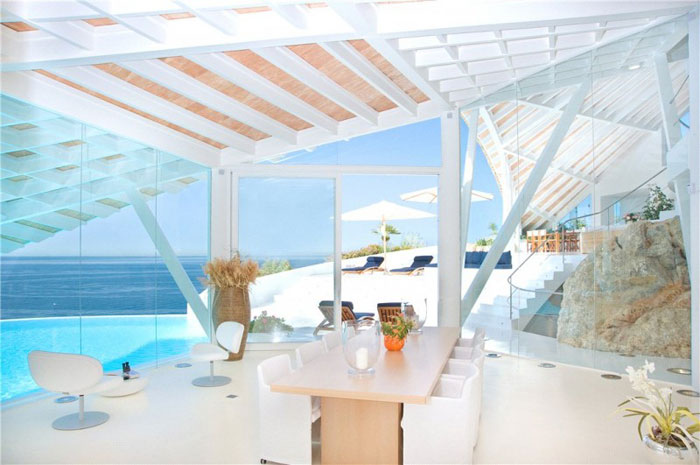 65790820254 Luxurious house with beautiful views and white rooms in Cala Marmacen
