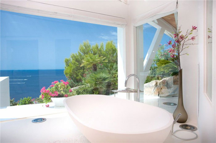 65790901581 Luxurious house with beautiful views and white rooms in Cala Marmacen