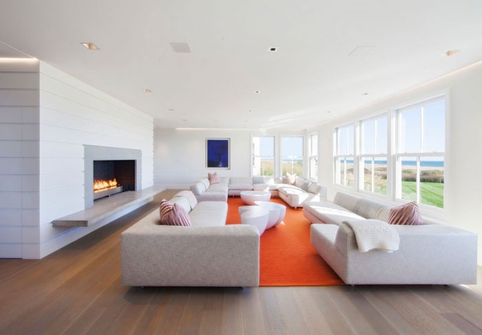64852903439 Squam Residence - Traditional in exteriors and modern interiors