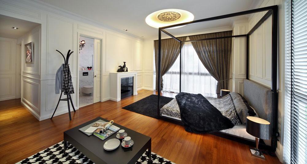 Always Elegant Black and White Bedroom Ideas10 Black and White Bedroom Ideas - Always Elegant
