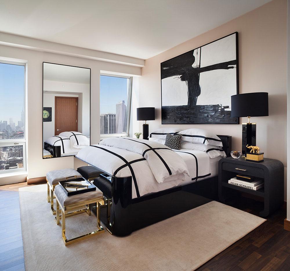Always Elegant Black and White Bedroom Ideas12 Black and White Bedroom Ideas - Always Elegant