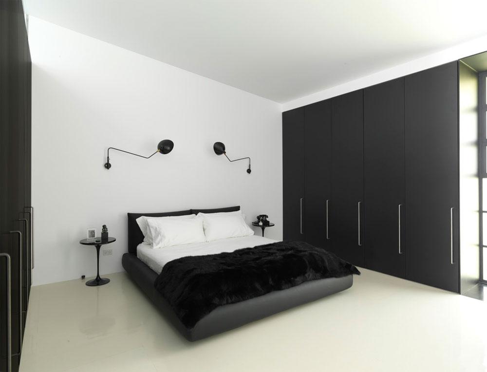Always Elegant Black and White Bedroom Ideas 4 Black and White Bedroom Ideas - Always Elegant