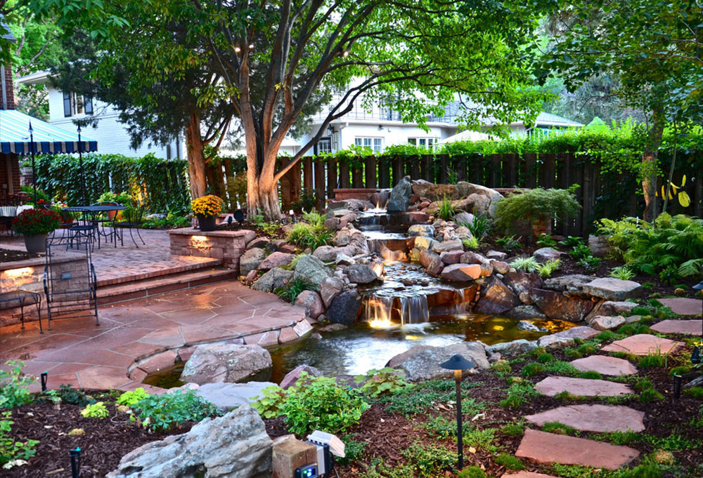 Improve-the-house-ambience-with-back-yard-waterfalls 3 back-yard-waterfalls ideas to inspire you