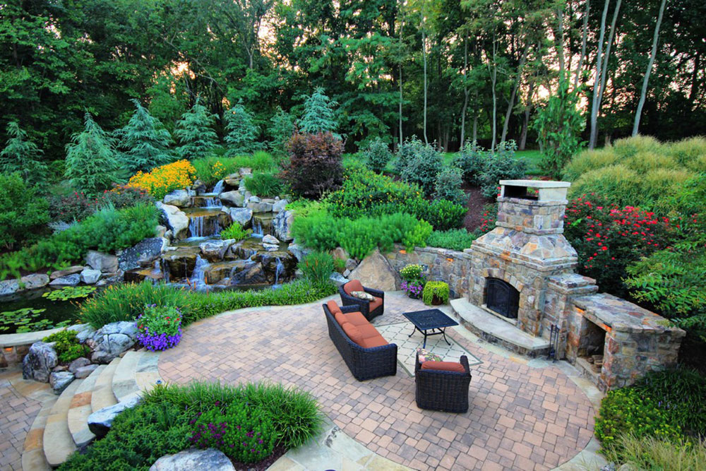 Improve-the-house-ambience-with-backyard-waterfalls2 backyard-waterfalls ideas to inspire you