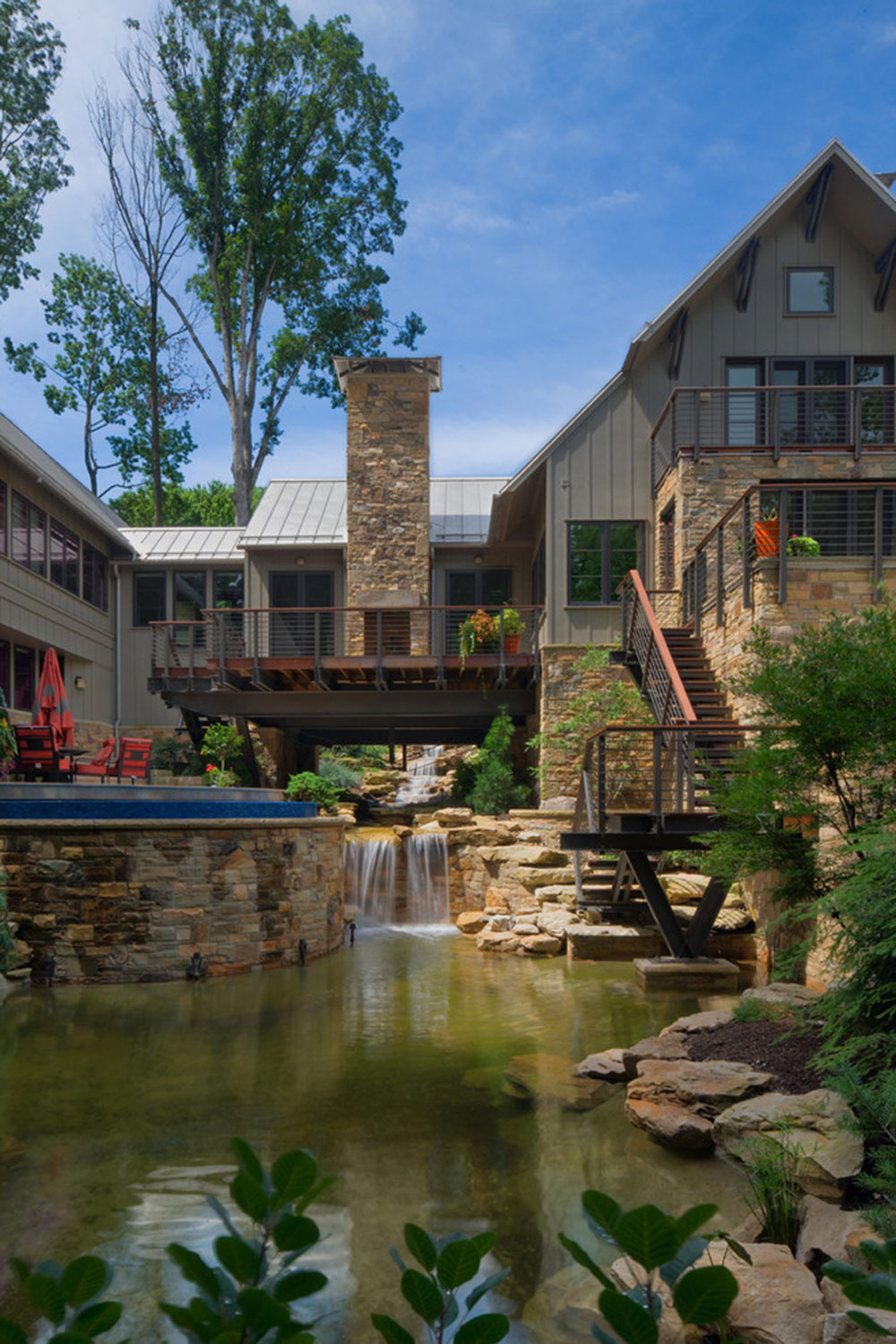 Enhance Your Ambience with Backyard Waterfalls4 backyard waterfalls ideas to inspire you