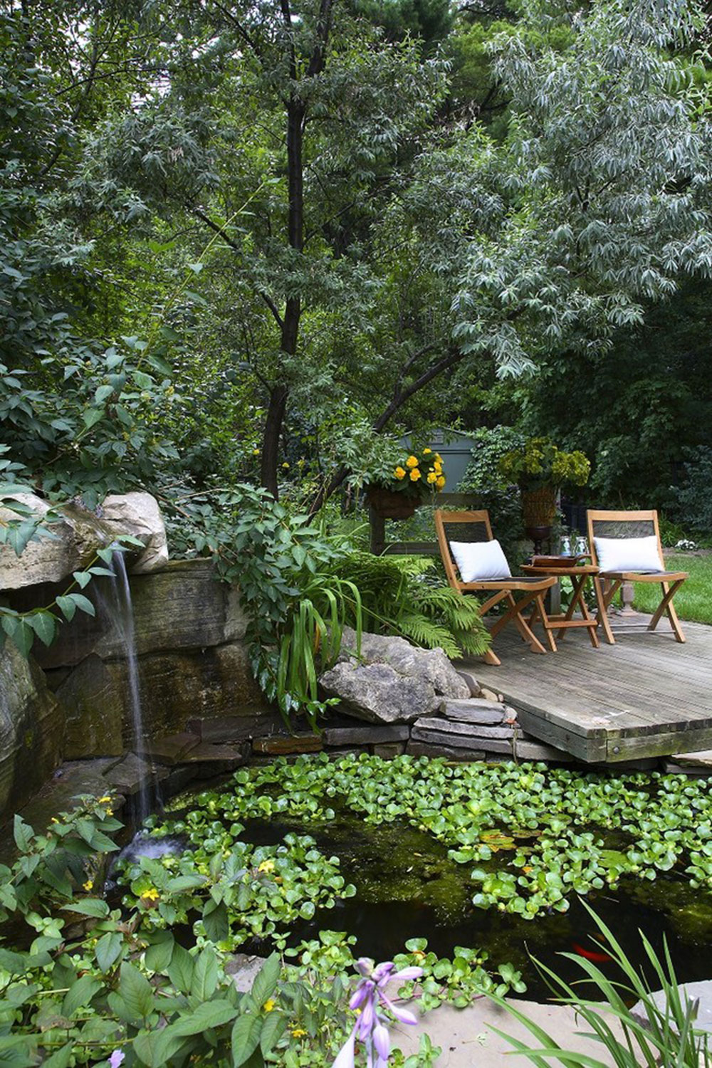 Enhance Your Ambience with Backyard Waterfalls6 backyard waterfalls ideas to inspire you