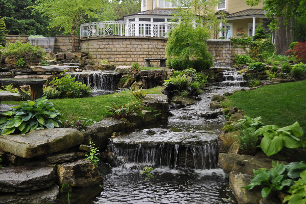 Enhance your ambience with backyard waterfalls7 backyard waterfalls ideas to inspire you