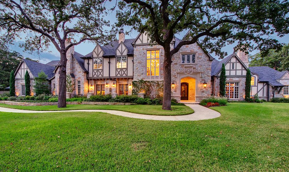 Tudor-Style-Home-The-Symbol-of-England1 Tudor-Style-Home - The symbol of England