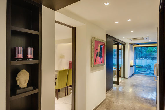 52877988413 Contemporary, elegant and thermally efficient home in New Delhi
