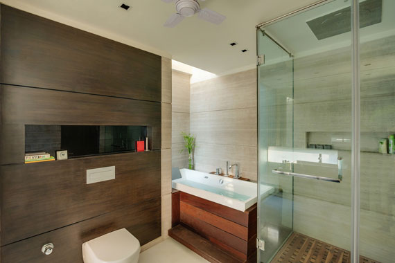 52877966341 Contemporary, elegant and thermally efficient home in New Delhi
