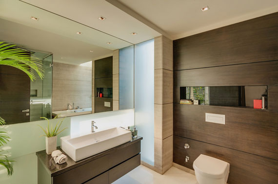52878349620 Contemporary, elegant and thermally efficient home in New Delhi