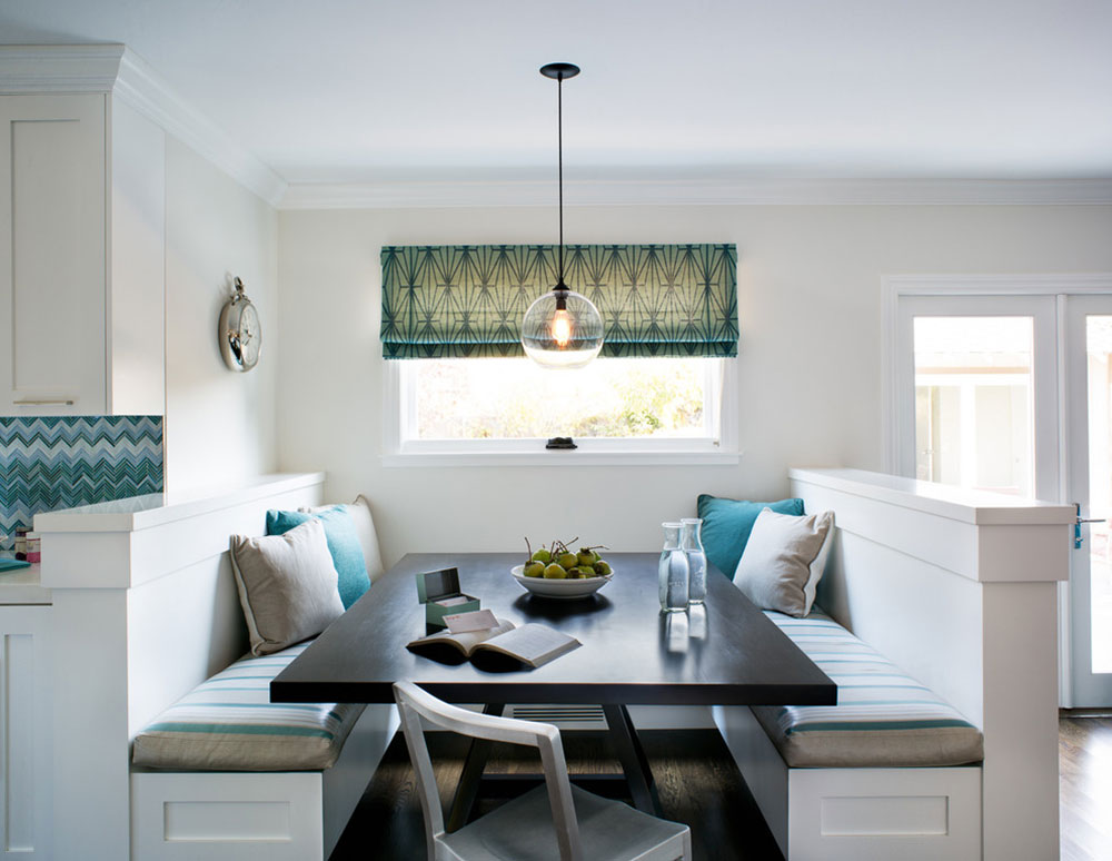 Kitchen bench seats that gather the whole family2 kitchen table seats that gather the whole family