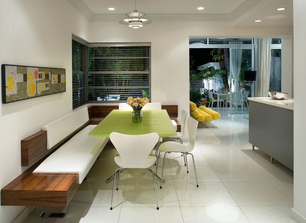 Kitchen table bench seating that gathers the whole family 4 kitchen table seating that gathers the whole family