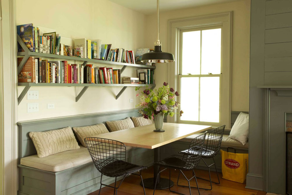 Kitchen bench seating that gathers the whole family 5 kitchen table seating that gathers the whole family